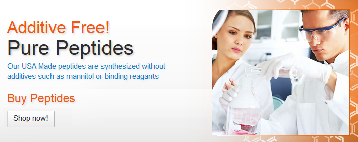 USA online shopping providing top quality pre mixed peptides