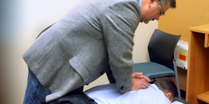 Lower back pain therapy in DHA Lahore
