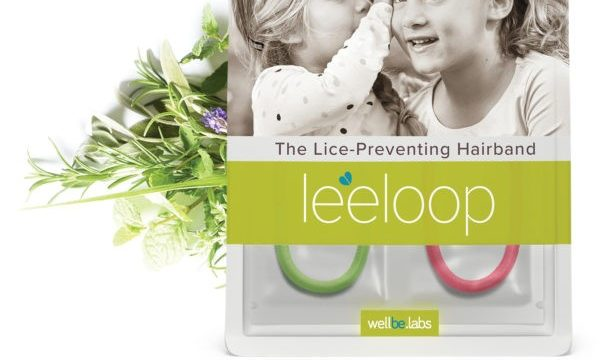 Prevent Lice Naturally with the Leeloop Hairband
